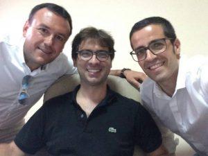 Scalorino, Lo Giudice, Giansiracusa Siracusa Times
