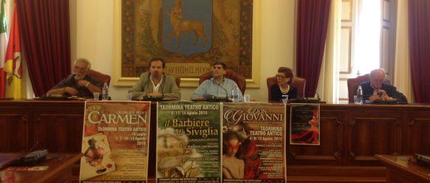 conferenza stampa taormina Siracusa Times