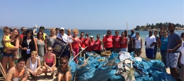 spiaggia la maddalena Rotary Ortigia siracusa times