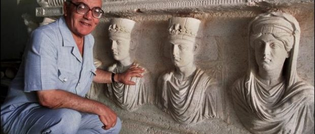 Khaled al-Asaadx, studioso e guardiano del patrimonio archeologico di Palmira