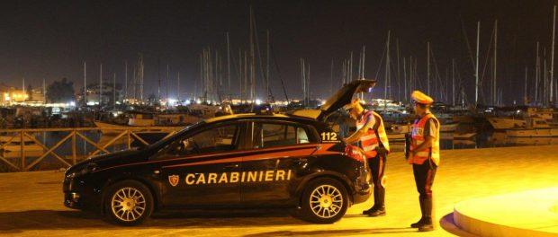foto carabinieri noto controllo ferragosto siracusa times