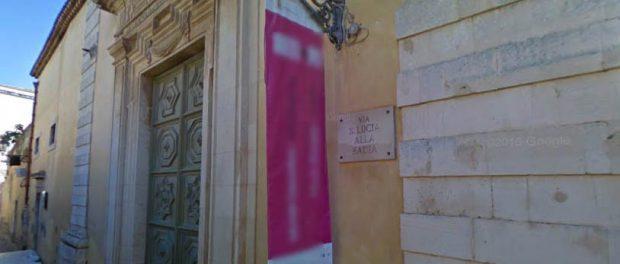 Galleria Civica montevergini siracusa times