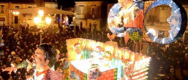 Palazzolo Acreide Carnevale 2