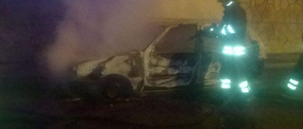 incendio macchina Siracusa Times