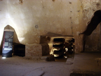 Catacomba Santa Lucia Siracusa Times