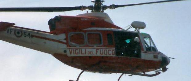 elisoccorso elicottero vigili del fuoco siracusa times