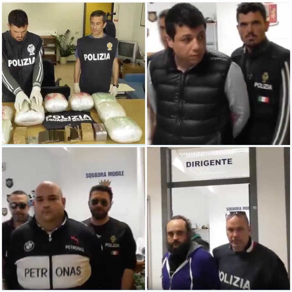 Arresto Tony Bonafede