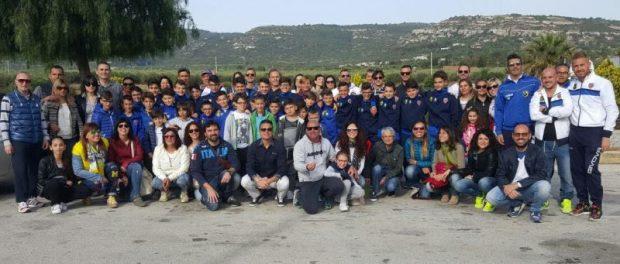 1 primo maggio cup sciacca Accademia del calcio città di siracusa times
