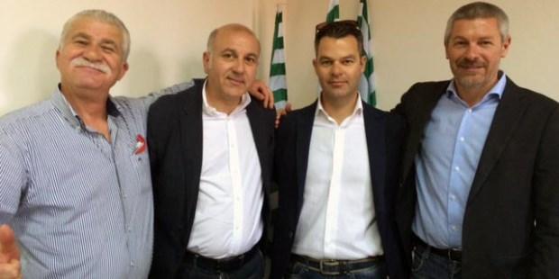 Roberto Getulio segretario generale Fim Cisl siracusa times