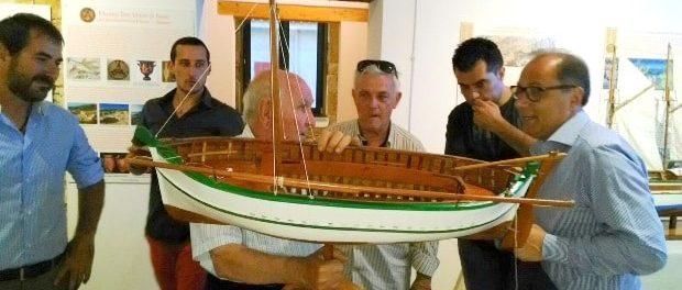 aliffi bonfanti bruni Museo del Mare la mostra Le Barche di Aliffi siracusa times