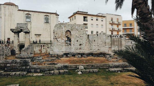 tempio di apollo - siracusatimes