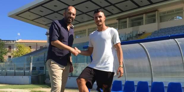 DG Bandiera e Fella calcio siracusa times
