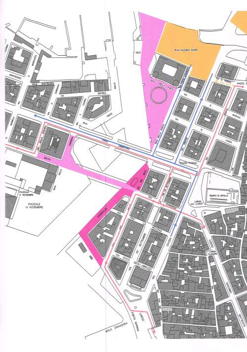 Mappa Ortigia Siracusa Times
