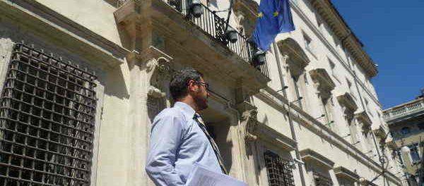 scuderi protesta a roma - siracusatimes