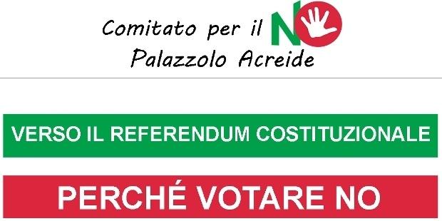 referendum comitato-per-il-no-palazzolo-acreide-siracusa-times-min