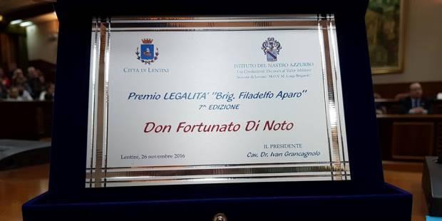 premio-legalita-don fortunato-di-noto-siracusa-times