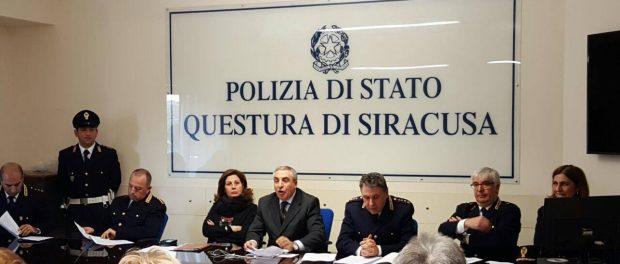 attività 2016 della polizia di stato - siracusatimes