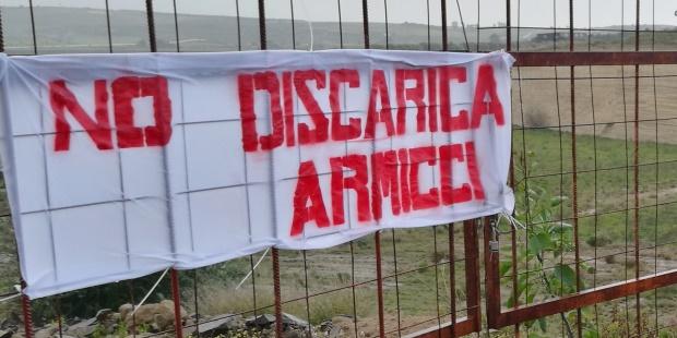 discarica armicci lentini siracusa times