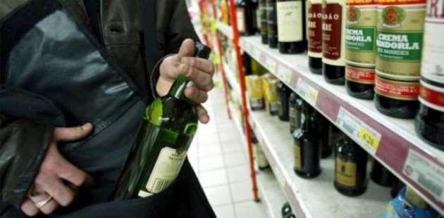 furto-supermercato-bottiglia-liquore-siracusa-times
