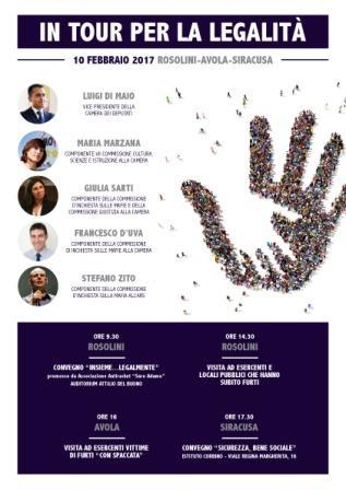 Locandina Evento 10-02-2017