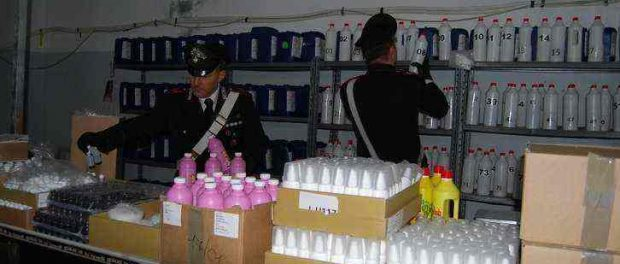 carabinieri cosmetici - siracusatimes
