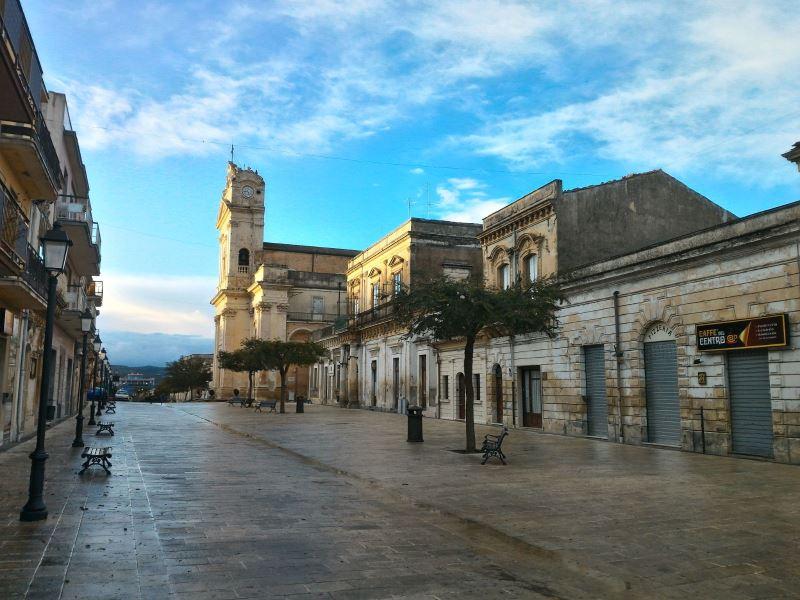 Canicattini bagni approvato e finanziato dal cipe il for Hotel siracusa centro storico